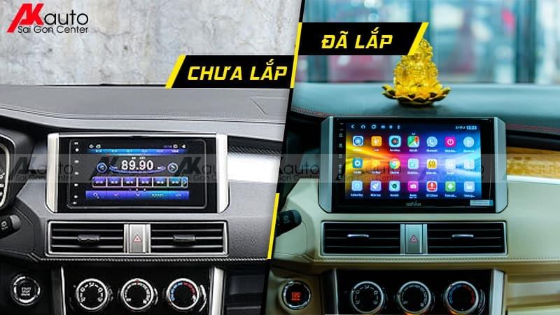 màn hình android ô tô tốt nhất hiện nay