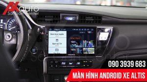 xem video trực tuyến trên màn hình android altis