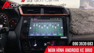Bộ xử lý âm thanh điện tử DPS màn hình brio