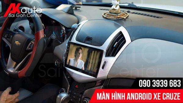 màn hình android cruze chính hãng hcm
