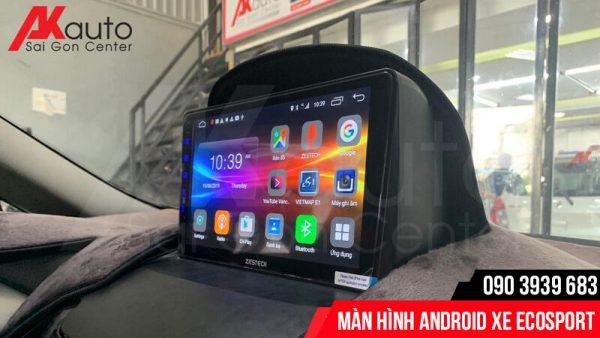 địa chỉ lắp đặt màn hình android ecosport chính hãng hcm