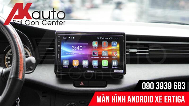nâng cấp màn hình android ertiga hcm