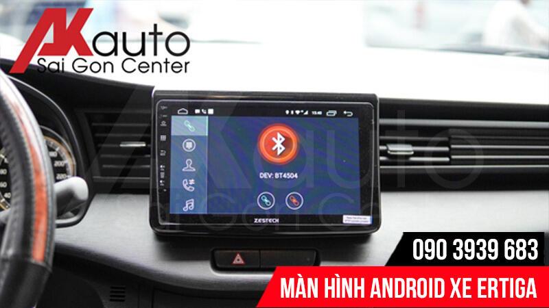 Đàm thoại rảnh tay qua màn hình android Ertiga