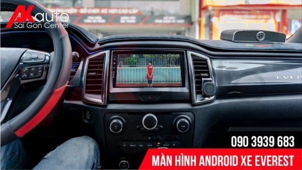 lắp màn hình android everest tốt nhất hcm