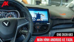 nâng cấp màn hình ô tô fadil chính hãng hcm