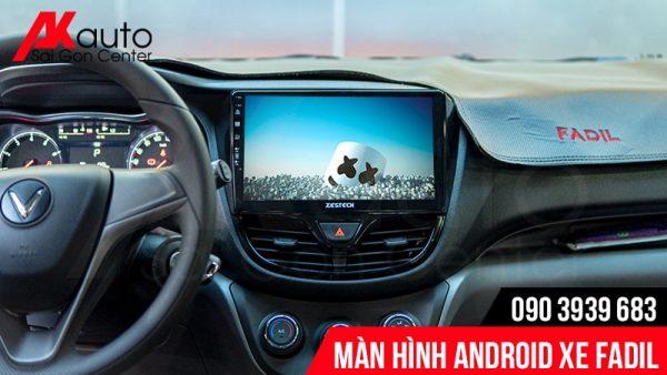 độ màn hình ô tô fadil chính hãng hcm
