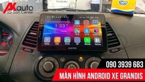 màn hình android ô tô grandis