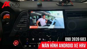 giải trí video trực tuyến trên màn hình ô tô HRV