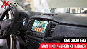 màn hình ô tô ranger full hd