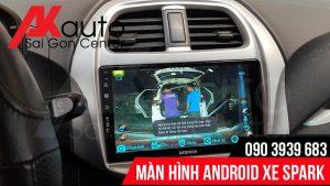 hình ảnh màn hình spark hiển thị an toàn