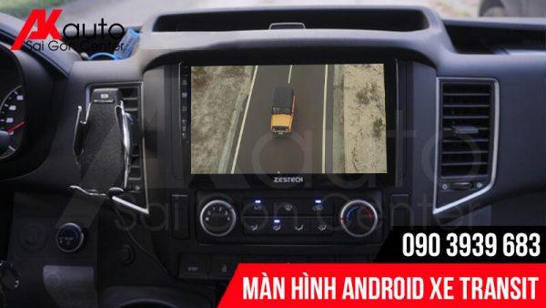 nâng cấp màn hình transit android chính hãng