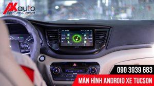 âm thanh điện tử dps màn hình android tucson