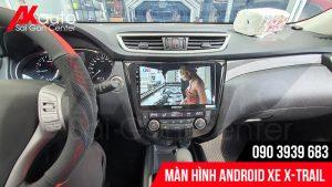 màn hình x-trail android chính hãng