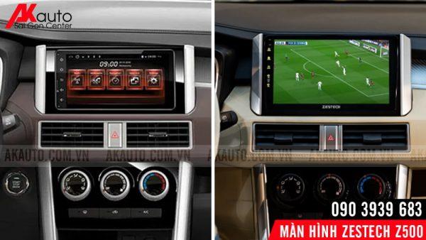 màn hình z500 zestech thay thế màn hình zin