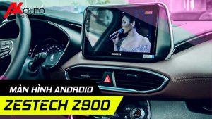nâng cấp màn hình z900 ô tô hcm