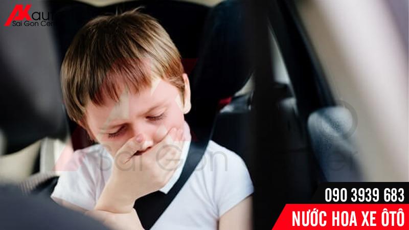 nước hoa ô tô khử mùi