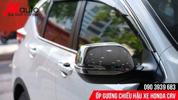 Ốp gương chiếu hậu ô tô CRV hcm