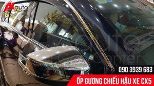 trung tâm akauto cung cấp sản phẩm ốp gương chiếu hậu cx5 uy tín hcm