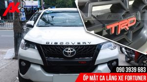 akauto lắp ốp galang xe fortuner uy tín hcm