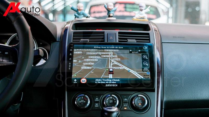 phần mềm dẫn đường ô tô vietmap