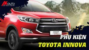 Phụ kiện - Đồ chơi Toyota Innova