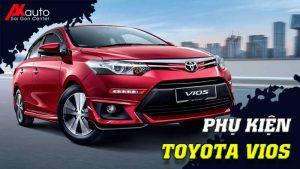 Phụ kiện - Đồ chơi Toyota Vios