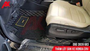 bọ thảm lót sàn ô tô crv