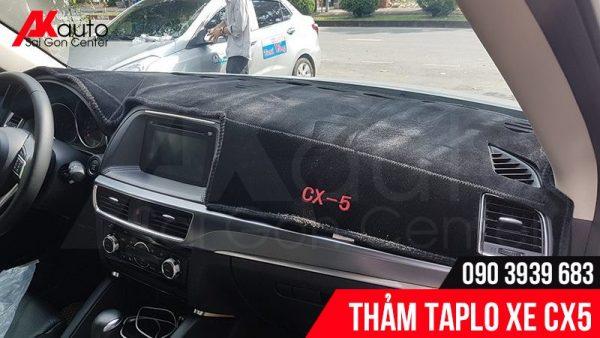 Thảm Taplo Mazda CX5 2018 được cung cấp tại AKauto