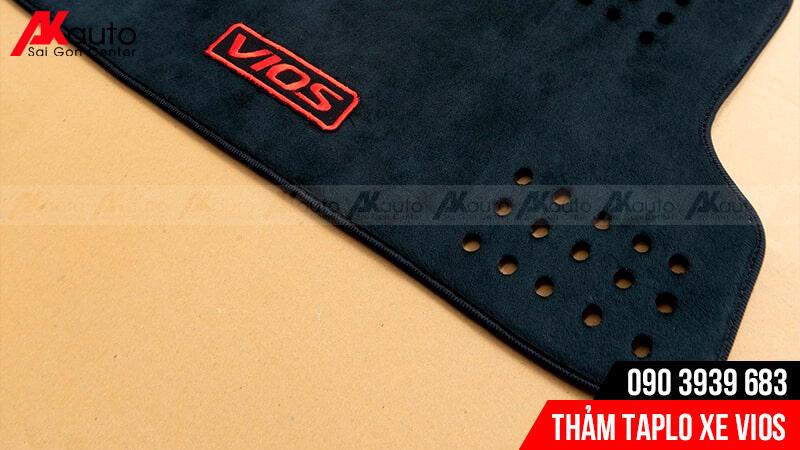 AKauto cung cấp thảm taplo vios chất lượng hcm