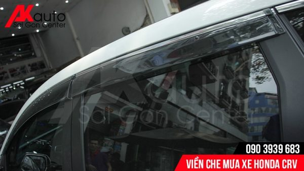 Viền che mưa xe xe CRV ô tô HCM