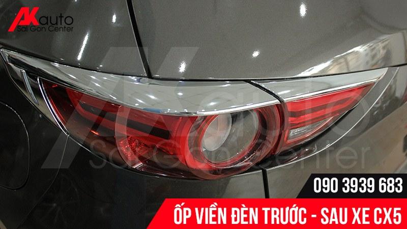 tác dụng viền đèn xe mazda cx5