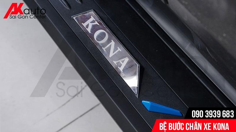 bệ bước chân xe Kona