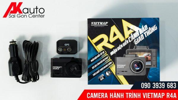 bộ sản phẩm vietmap R4A chính hãng