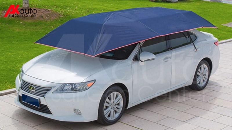 ô chống nóng nóc xe ô tô
