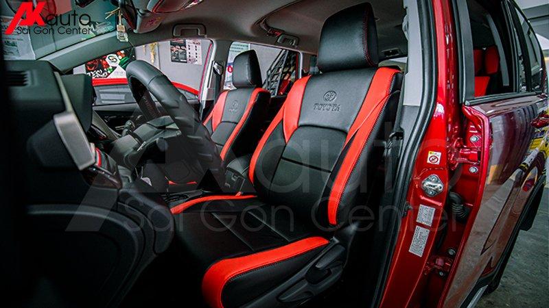 các loại da bọc ghế ô tô