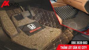 cung cấp thảm lót sàn xe city chất lượng giá rẻ hcm