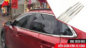 viền chân kính xe hyundai kona tốt nhất hcm