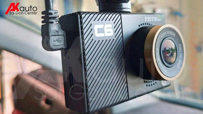 camera tốt nhất hãng Vietmap c6