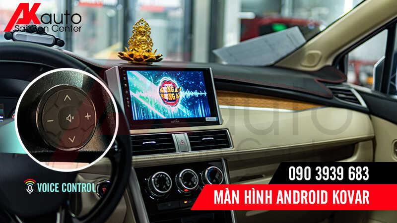 giải trí online trên màn hình ô tô kovar