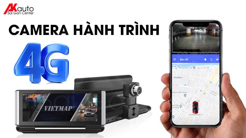 camera hành trình ô tô 4g wifi