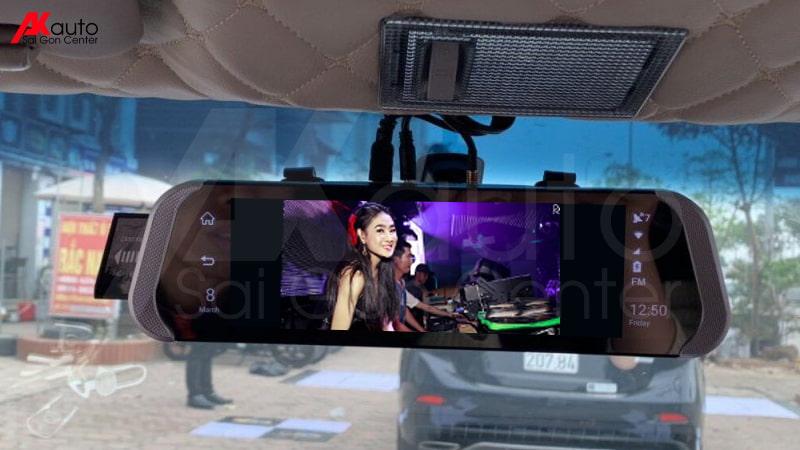 camera hành trình ô tô giải trí 4g