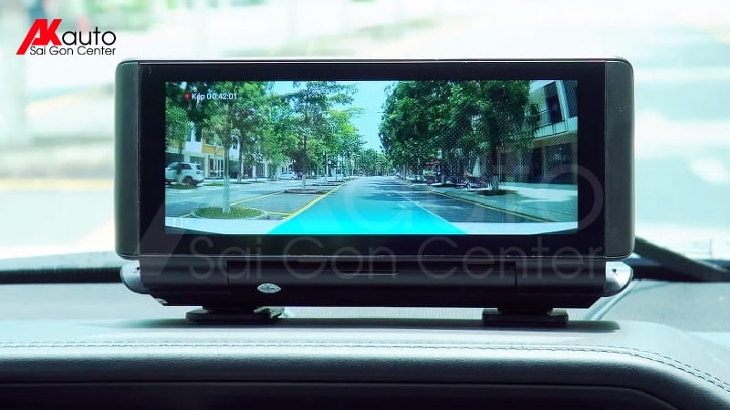 camera hành trình Webvision N93X AI