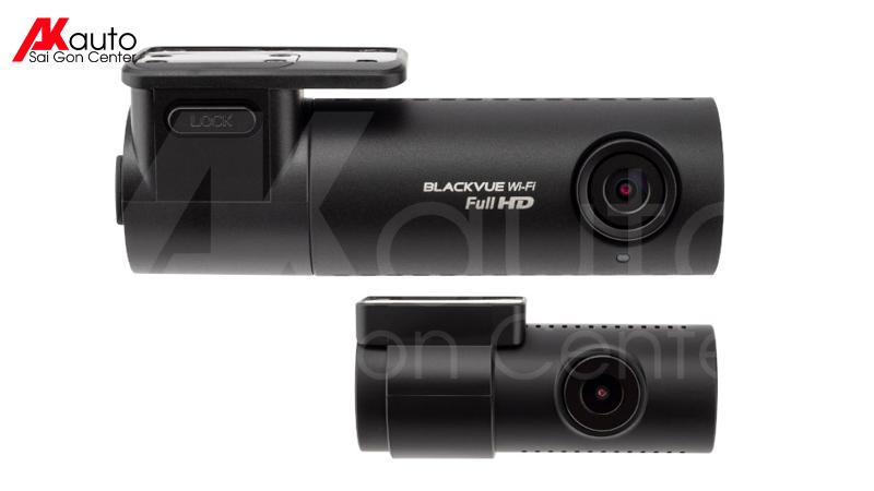 camera hành trình 2 mắt trước sau Blackvue DR590X 2CH