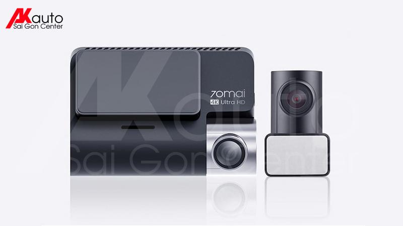 camera hành trình tích hợp camera lùi Xiaomi 70mai A800S