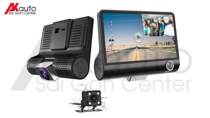camera hành trình ô tô T03