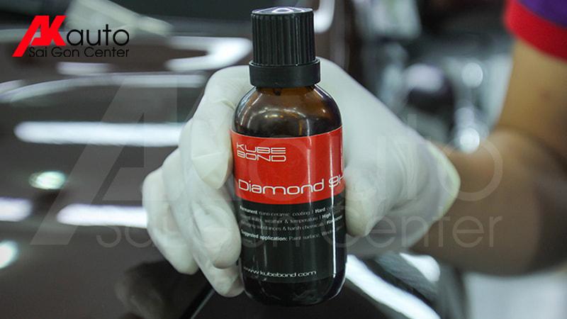 lựa chọn dung dịch phủ ceramic ô tô